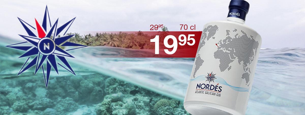 Nordes Gin Weekend Deal