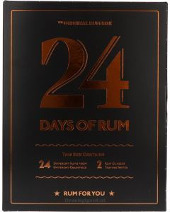 24 Days Of Rum