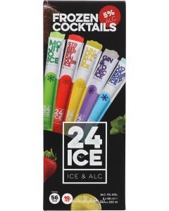 24 ICE Cocktails Mix