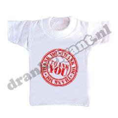 Thank You Flessen T-shirt