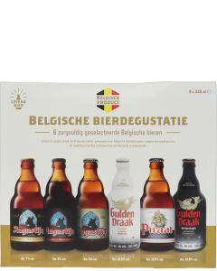 6 Exclusive Belgische Bieren