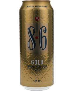 8.6 Gold (Korte THT)