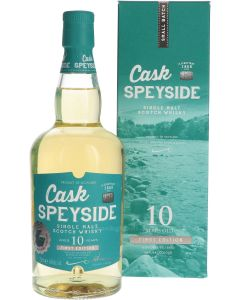 A.D. Rattray Cask Speyside 10 Years