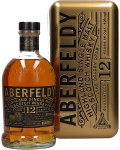 Aberfeldy 12 Years Gold Bar Edition
