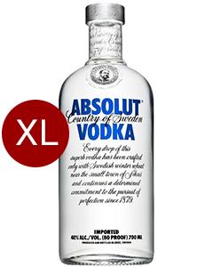Absolut Vodka Original Groot 4,5 liter