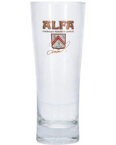 Alfa Edel Pils Bierglas 25cl