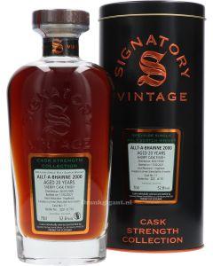Allt-A-Bhainne 20 Year 2000 Signatory Vintage 52.6%