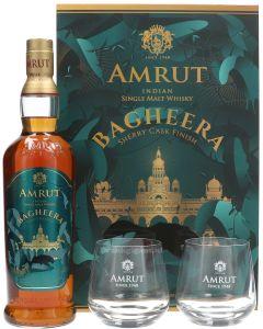 Amrut Bagheera Cadeaubox + Glazen