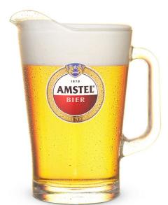 Amstel Pitcher 1,8 liter
