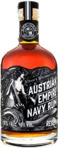 Austrian Empire Navy Rum Solera 25 Blended