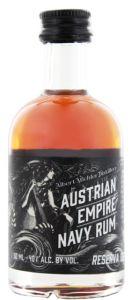 Austrian Empire Navy Rum Mini