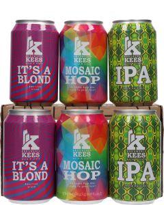 Brouwerij Kees Cadeaubox 6 Pack