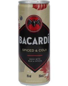 Bacardi Spiced & Cola