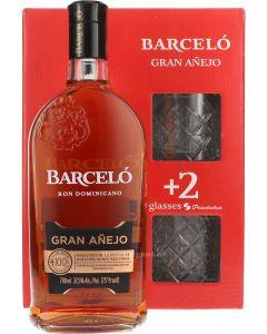 Barcelo Gran Anejo Giftpack