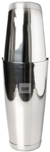 Professional Cocktail Shaker + RVS