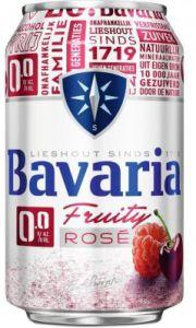 Bavaria Fruity Rosé Alcohol Vrij