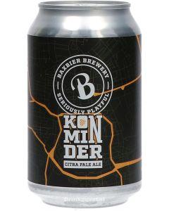 Baxbier Kon Minder Citra Pale Ale