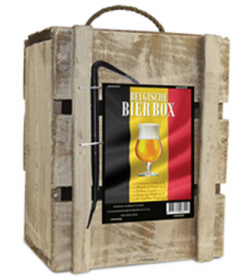 Bierbox Belgische Bieren met Breekijzer