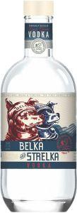 Belka And Strelka Vodka