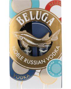 Beluga Vodka Highball glas
