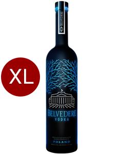 Belvedere Vodka Black Midnight Saber Led XL
