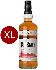 Benriach 12 years Groot XXL 4.5 liter