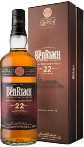 Benriach 22 Years PX Second Edition Albariza