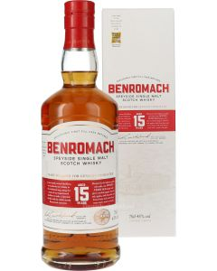 Benromach 15 Years