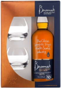 Benromach 10 Years Cadeau Box