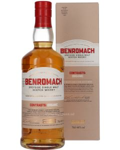Benromach Organic 2012
