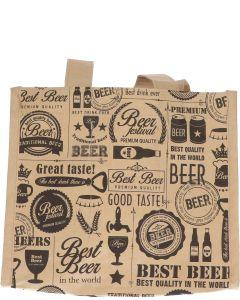Biertasje 6 flessen Best Beer Papier
