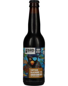Bird Brewery Captain Blackbird #20 Bourbon Aged
