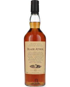 Blair Athol 12 Year Flora & Fauna