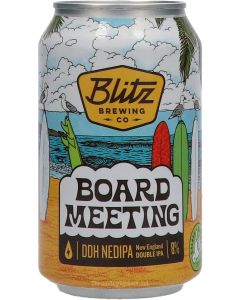 Blitz Board Meeting DDH NEDIPA