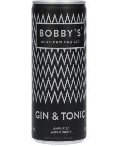 Bobby's Gin & Tonic Mixed