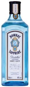Bombay Sapphire klein