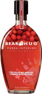 Bear Hug Vodka Cranberry