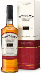 Bowmore 10 Year Dark & Intens