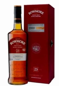 Bowmore 23 Years Port Cask 50.8% 1989