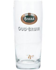 Brand Oud Bruin Glas