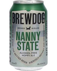 Brewdog Nanny State Alcohol Free