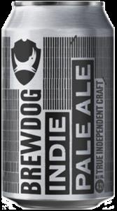 Brewdog Indie Pale Ale (Korte THT)
