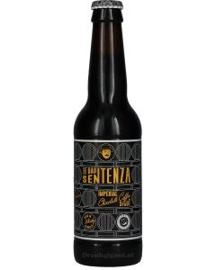 Brewfist The Bad - Sentenza Imperial Chocolate Stout