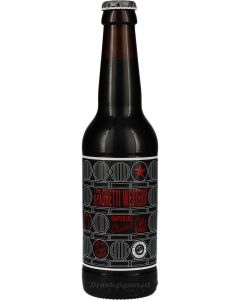 Brewfist The Spaghetti Western Imperial Chocolate Coffee Stout