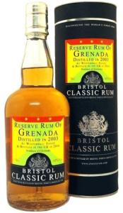 Bristol Reserve Rum of Grenada 2003
