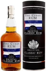 Bristol Fine Cuban Rum 2003 Sherry Finish