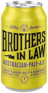 Brothers In Law Australian Pale Ale Blik (Korte THT)