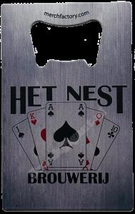Brouwerij Het Nest Flesopener