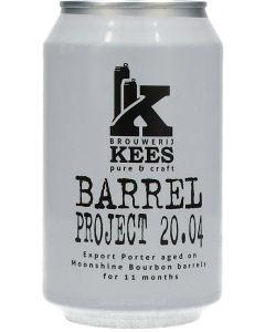 Brouwerij Kees Barrel Project 20.04