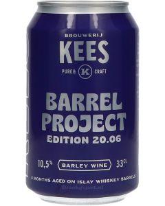 Brouwerij Kees Barrel Project 20.06 Barley Wine